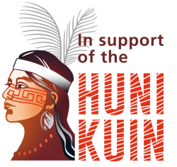 "Signet ""In support of the Huni Kuin"""